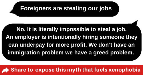 It is literally impossible to steal a job