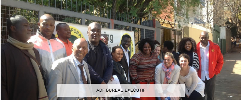 ADF Bureau Executive
