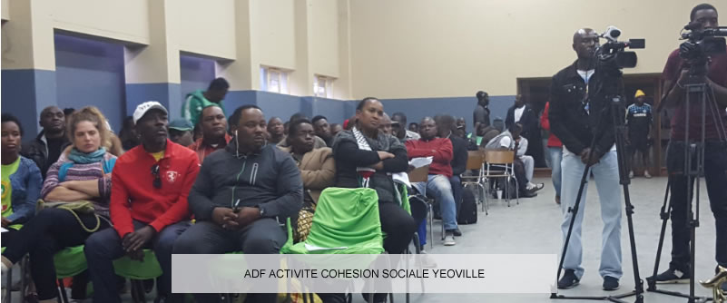 ADF Activite cohesion social